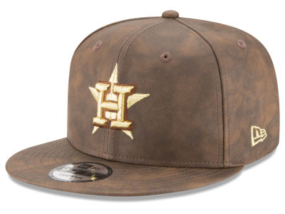 Houston Astros New Era MLB Butter So Soft 9FIFTY Snapback Cap