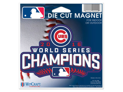 Chicago Cubs Die Cut Magnet