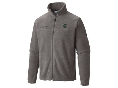 Michigan State Spartans Columbia NCAA Flanker Full Zip Jacket