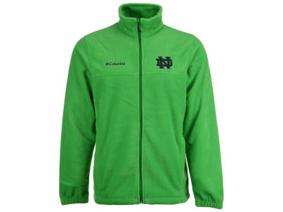 Notre Dame Fighting Irish Columbia NCAA Flanker Full Zip Jacket