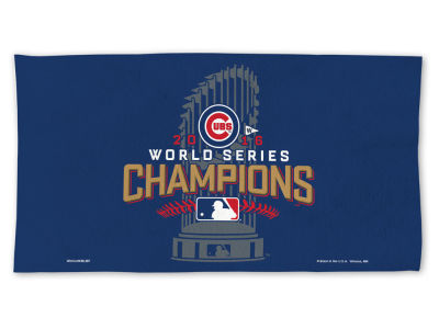 Chicago Cubs Event Locker Room Towel