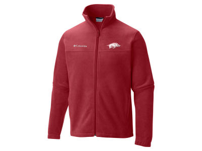 Arkansas Razorbacks Columbia NCAA Flanker Full Zip Jacket