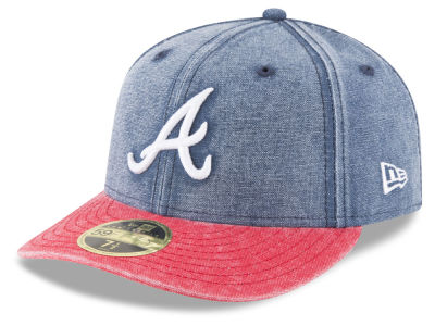 Atlanta Braves New Era MLB 59FIFTY Bro Cap