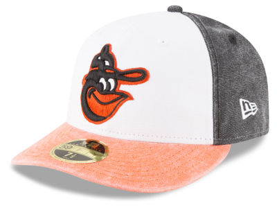 Baltimore Orioles New Era MLB 59FIFTY Bro Cap