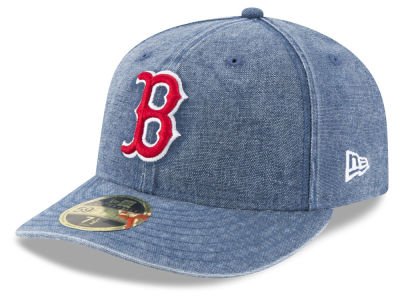 Boston Red Sox New Era MLB 59FIFTY Bro Cap