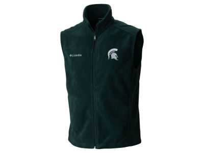 Michigan State Spartans Columbia NCAA Men's Flanker Vest