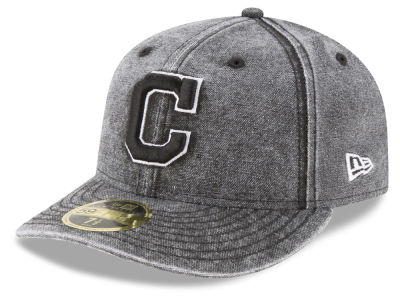 Cleveland Indians New Era MLB 59FIFTY Bro Cap