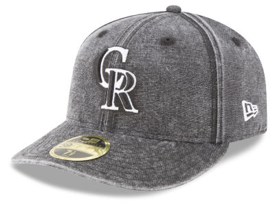 Colorado Rockies New Era MLB 59FIFTY Bro Cap