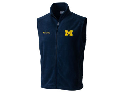 Michigan Wolverines Columbia NCAA Men's Flanker Vest