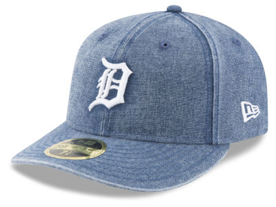 Detroit Tigers New Era MLB 59FIFTY Bro Cap