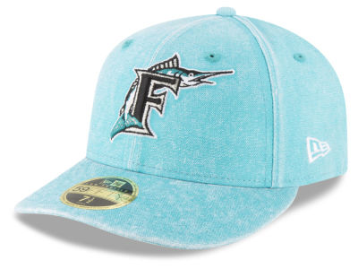 Florida Marlins New Era MLB 59FIFTY Bro Cap
