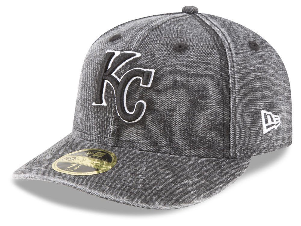 504b23c7 Kansas City Royals New Era MLB 59FIFTY Bro Cap