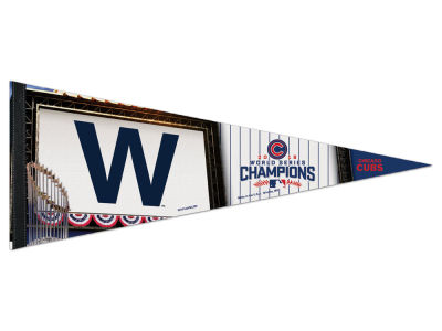 Chicago Cubs 12x30 Event Premium Pennant