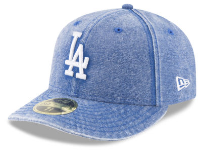 Los Angeles Dodgers New Era MLB 59FIFTY Bro Cap