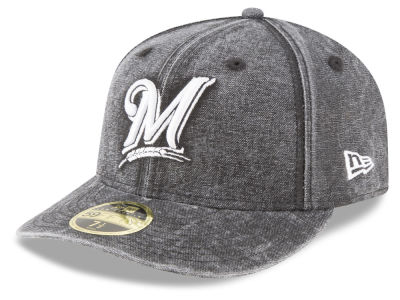 Milwaukee Brewers New Era MLB 59FIFTY Bro Cap
