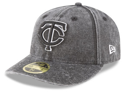 Minnesota Twins New Era MLB 59FIFTY Bro Cap