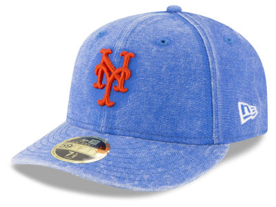 New York Mets New Era MLB 59FIFTY Bro Cap
