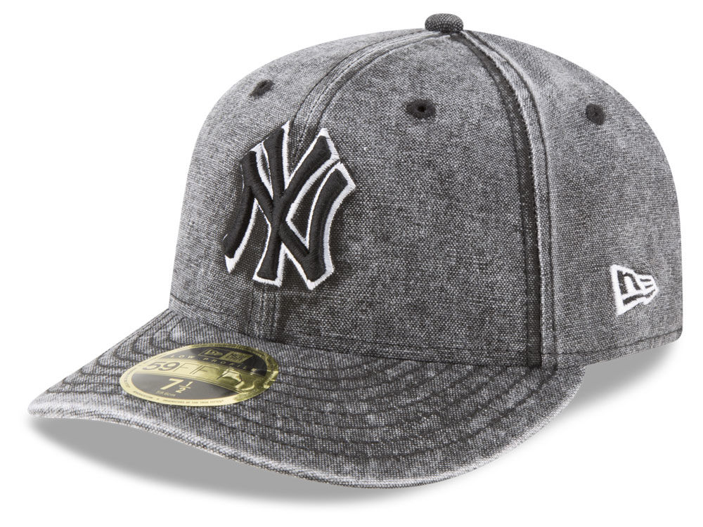 9994a1653e3 New York Yankees New Era MLB 59FIFTY Bro Cap