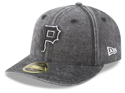 Pittsburgh Pirates New Era MLB 59FIFTY Bro Cap