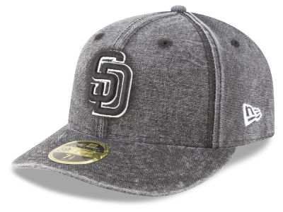 San Diego Padres New Era MLB 59FIFTY Bro Cap