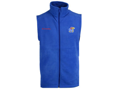 Kansas Jayhawks Columbia NCAA Men's Flanker Vest