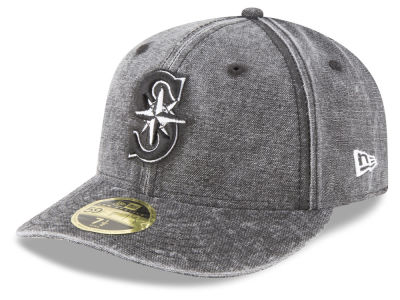 Seattle Mariners New Era MLB 59FIFTY Bro Cap
