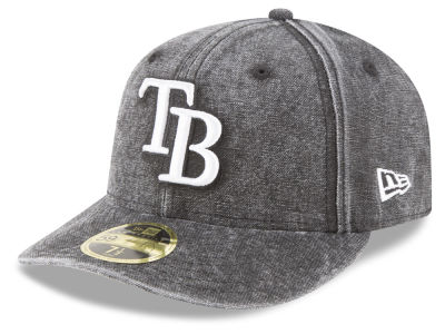 Tampa Bay Rays New Era MLB 59FIFTY Bro Cap