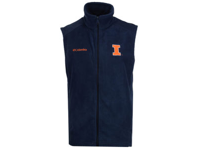 Illinois Fighting Illini Columbia NCAA Men's Flanker Vest