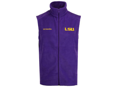 LSU Tigers Columbia NCAA Men's Flanker Vest