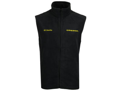 Oregon Ducks Columbia NCAA Men's Flanker Vest