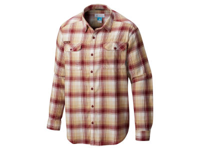 Florida State Seminoles Columbia NCAA Men's Flare Gun Long Sleeve Flannel Button Up Shirt