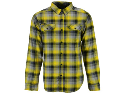 Iowa Hawkeyes Columbia NCAA Men's Flare Gun Long Sleeve Flannel Button Up Shirt