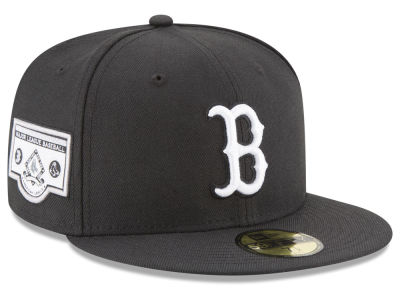Boston Red Sox New Era MLB Banner Patch 2.0 59FIFTY Cap