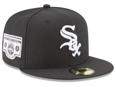 Chicago White Sox New Era MLB Banner Patch 2.0 59FIFTY Cap