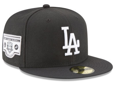 Los Angeles Dodgers New Era MLB Banner Patch 2.0 59FIFTY Cap