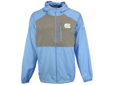 North Carolina Tar Heels Columbia NCAA Men's Flash Forward Windbreaker Jacket