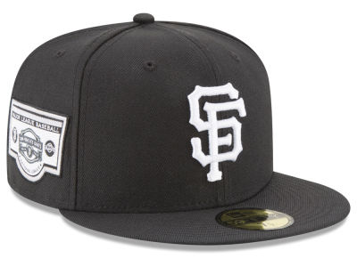 San Francisco Giants New Era MLB Banner Patch 2.0 59FIFTY Cap