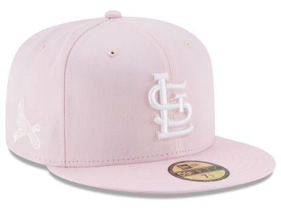 St. Louis Cardinals New Era MLB C-Dub Patch 59FIFTY Cap