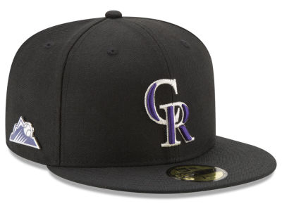 Colorado Rockies New Era MLB Pintasic 59FIFTY Cap