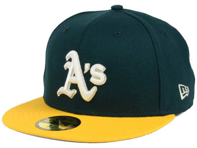 Oakland Athletics New Era MLB Pintasic 59FIFTY Cap