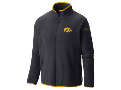Iowa Hawkeyes Columbia NCAA Men's Fuller Ridge Fleece Jacket