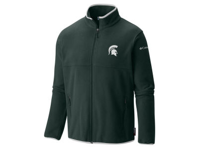 Michigan State Spartans Columbia NCAA Men's Fuller Ridge Fleece Jacket