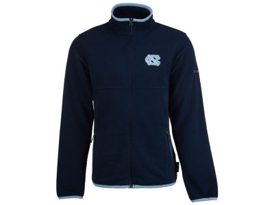 North Carolina Tar Heels Columbia NCAA Men's Fuller Ridge Fleece Jacket