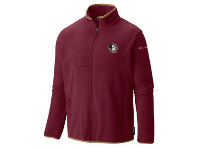 Florida State Seminoles Columbia NCAA Men's Fuller Ridge Fleece Jacket
