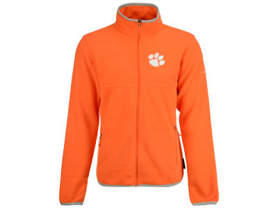 Clemson Tigers Columbia NCAA Men's Fuller Ridge Fleece Jacket