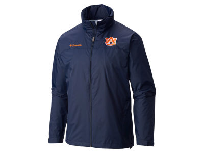 Auburn Tigers Columbia NCAA Mens Glennaker Lake Jacket