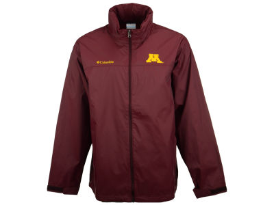 Minnesota Golden Gophers Columbia NCAA Mens Glennaker Lake Jacket