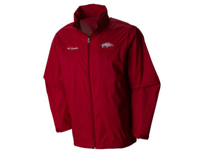 Arkansas Razorbacks Columbia NCAA Mens Glennaker Lake Jacket