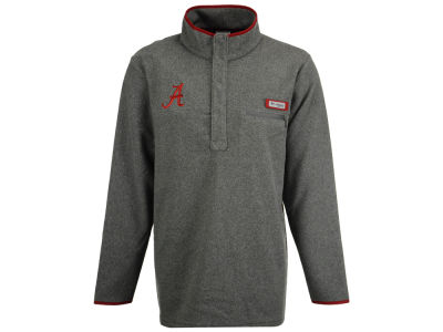 Alabama Crimson Tide Columbia NCAA Men's Harborside Fleece Pullover