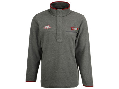 Arkansas Razorbacks Columbia NCAA Men's Harborside Fleece Pullover
